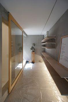 japan-architects.com: 納谷建築設計+リビタによる「井の頭の家」