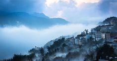 Sapa life in the clouds