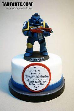 Warhammer K Birthday Cake
