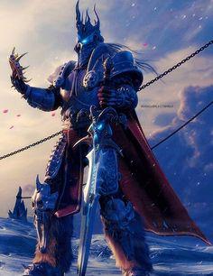 Arthas, World of Warcraft