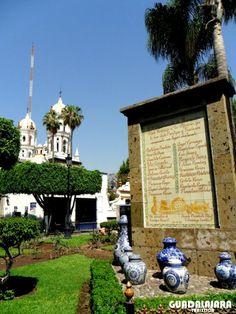 Centro Histórico de San Pedro Tlaquepaque en Jalisco.
