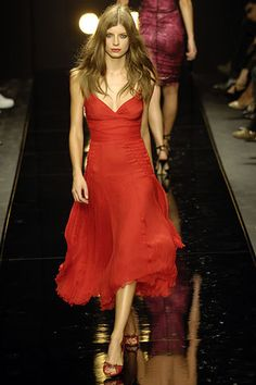 Alessandro Dell'Acqua Spring 2006 Ready-to-Wear Fashion Show - Luca Gadjus