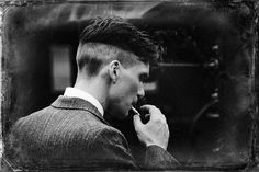 From my archive, Cillian Murphy in Peaky Blinders Series 1! Can't believe it is already five years…