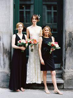 Karen Wise's Montreal + NYC Wedding by Heather Waraksa   The Wedding Story