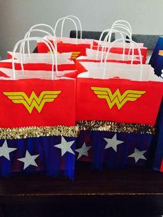 Superhero Birthday Party Ideas | Photo 9 of 42 | Catch My Party