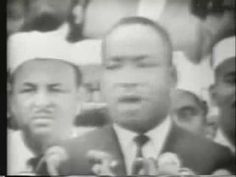 Martin Luther King, Jr. I Have A Dream Speech