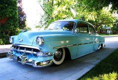 1954 Chevrolet 210.