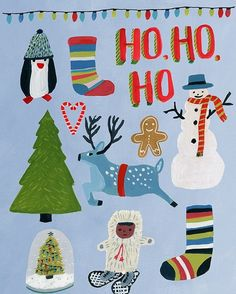 My artist Terri Fry Kasuba made this jolly holiday illustration. Ho ho ho! @terrikasuba  Our Make Art That Sells Holiday Card Contest is open for submissions! The winner will have their artwork animated by @natashadewitz for this year's MATS holiday card newsletter win a free place in my 2018 Assignment Bootcamp online course and get a fabulous Lilla Rogers Studio tote bag!  Share your work using #MATSholidaycard!  The deadline to enter your work is midnight PST December 10th!  See our…