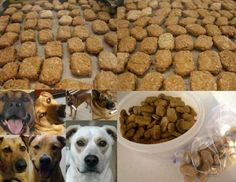 Mutt Cookies / aka Dog Biscuits - see PDF for recipe