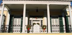 BEAUREGARD-KEYES HOUSE CELEBRATES CHRISTMAS Throughout December, Monday-Saturday, 10am-3pm (tours start on the hour)  Beauregard-Keyes House and Garden Museum 1113 Chartres Street New Orleans, Louisiana 70116 (504) 523-7257  $10 per person  Visit a historic French Quarter home as it celebrates the Christmas Season in traditional ways! See the house donned in Victorian-style decorative trim of velvet, ribbons, and lace.