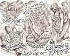 Mr. Cartoon Tattoo Flash | Boog Cartoon Chicano Tattoo Mister Flash ZiMG | Tattoodles