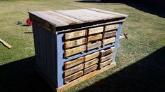 Upcycled Pallet Project