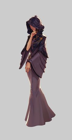Could be Aspen's robes when she is with the mage, she then gets the powers of shapeshifting and to put ropes or chains on people in a rudimentary form of control