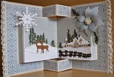 Craftables - Tiny's Winter Village