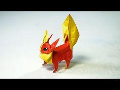 POKEMON GO - Origami Leafeon demo (Henry Phạm) - YouTube