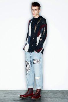 McQ Alexander McQueen | Fall 2014 Menswear Collection | Style.com