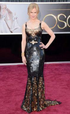 Oscars 2013 - Nicole Kidman
