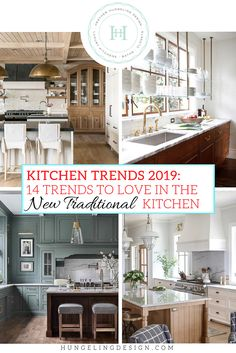 Luxury Kitchen If you love the warmth of traditional kitchens but have also found yourself craving clean lines and simplicity, then this is the year for you! Kitchen trends in 2019 will be all about that masterful mix that we call the New Traditional . Kitchen Buffet, New Kitchen, Kitchen Ideas, Kitchen Island, Luxury Kitchens, Cool Kitchens, Modern Kitchens, Layout Design, Ikea