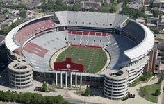 Bryant Denny Stadium University of Alabama