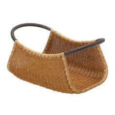 Chair Cane Basket