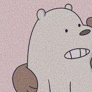 Save = follow OwO [#Ako] Tumblr Cartoon, Cartoon Memes, Cartoon Icons, Cute Cartoon, Cartoons, We Bare Bears Wallpapers, Cute Wallpapers, Polar Bear Cartoon, Icons Tumblr