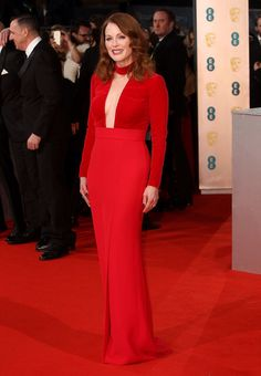 The 2015 BAFTA Awards, Look #1