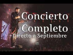 (Mejor Audio) Melendi Concierto Completo en Madrid 2016 - Directo a Sept...
