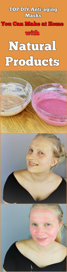 In Need of an Anti-aging Mask? Would you like to make one at home yourself? Here are two masks you could try! (anti aging mask, younger skin in 10 days, anti aging secret, young skin, home remedy, home remedies, homemade strawberry mask, anti aging face mask homemade, anti aging face mask at home, best anti aging natural face masks, best face mask for anti aging, anti aging diy face mask,diy anti aging mask, anti aging mask home remedies, natural anti aging skin care home remedies, homemade…