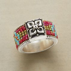 High Country Rose Ring in Late Spring 2013 from Sundance on shop.CatalogSpree.com, my personal digital mall.