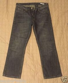 #jeans for sale : Buffalo Jeans men size 32x30 model DRIVEN straight cut (no tags) withing our EBAY store at  http://stores.ebay.com/esquirestore