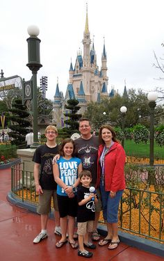 Disney Diaries 2012 – Planning Your Trip to Disney | Merry with Children