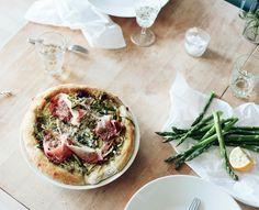 Täydellinen pizza alkaa pohjasta. Se tarvitsee vain oikeita jauhoja ja oleskelua…