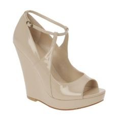 ALDO Segna - Women Wedge Shoes - Bone - 10