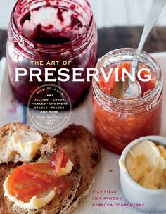 "If you've never tried to make a few jars of jam, some apple butter or a batch of salsa, now's the time to get started. ""The Art of Preserving,"" by Rick Field and Rebecca Courchesne, can get you started, and provides tasty, un-fussy recipes for established cooks as well. From MOTHER EARTH NEWS magazine."