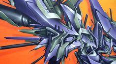 TATS CRU – The Mural Kings   NYC Graffiti