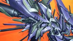 TATS CRU – The Mural Kings | NYC Graffiti