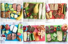 Madpakker til børn Food To Go, Food N, Good Food, Food And Drink, Yummy Food, Lunch To Go, Lunch Menu, Lunch Box, Baby Led Weaning