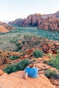 Snow Canyon is one of the primer outdoor destinations near St. George, Utah…