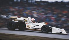 Loris Kessel of Switzerland drives the Ambrosium H7 Racing Team March 742 BMW M12 during the VII Jim Clark Trophy European Championship for Formula 2...