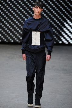 Christopher Shannon Fall 2015 Menswear Collection Photos - Vogue