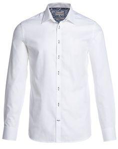Bruun & Stengade Hemd RICHIE - weiß Jetzt auf kleidoo.de bestellen!  #kleidoo #fashion #trend #menfashion #bruunstengade #white