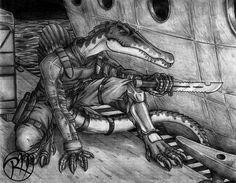 Battle Spino 3 by Predaguy on DeviantArt Spinosaurus, Detailed Image, Graphic Illustration, Battle, Deviantart