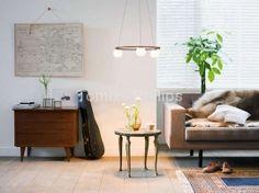 Lampa wisząca VARANDE LED brąz (36693/06/16) - Philips