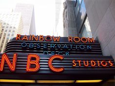 NBC Studios - visited sets for Jimmy Fallon, Dr Oz, and SNL...we even got to see SNL being taped! So much fun!