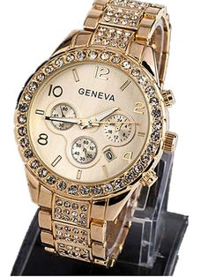 Women's Watches Dashing Duobla Hot Fashion Retro Rainbow Design Weaved Rope Band Womens Watches Alloy Analog Quartz Female Horse Pattern Wristwatch 30q