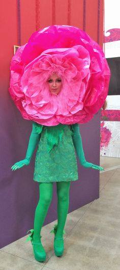 Image result for flower costume
