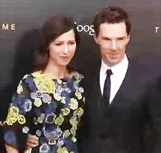 Benedict Cumberbatch is set to join the DILF club, with the actor and his fiancée Sophie Hunter, confirming that they are expecting their first baby. | Benedict Cumberbatch Is About To Become A DILF, His Fiancée Sophie Hunter Is Pregnant