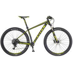 Scott Scale 980 Black/Yellow Mountain | CBI Bikes - Mountain Bikes, Cycling and more - live the bike life.cbibikes.com