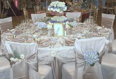 elobrate european weddings table settings | Elegant Themed Wedding Table Decor - Article # 2488