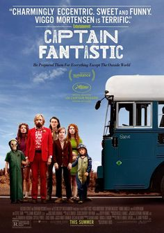 Captain Fantastic - movie: watch streaming online